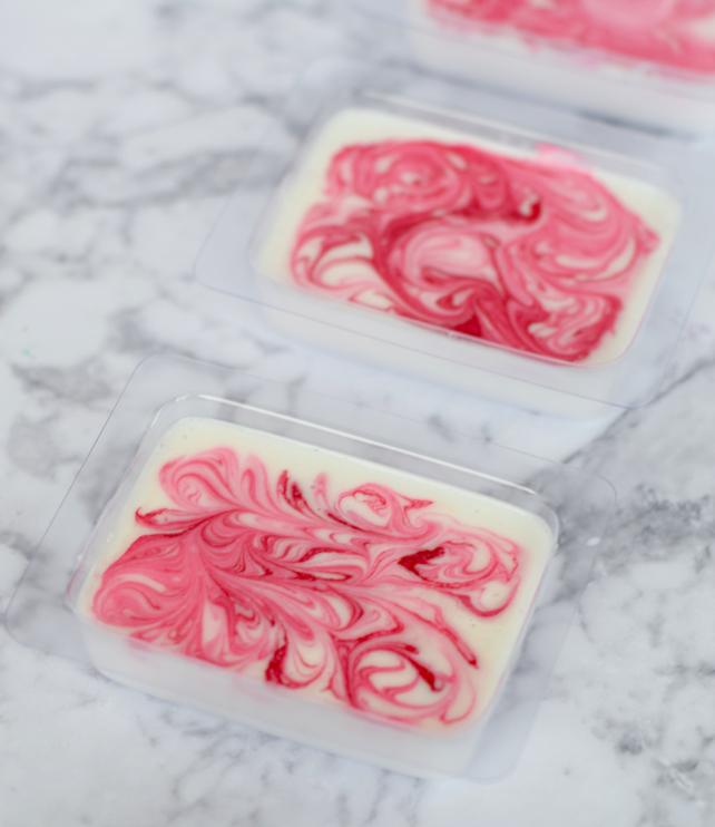 DIY Peppermint Soap