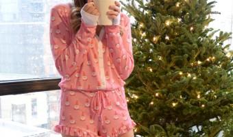 Wildfox Christmas Pajamas