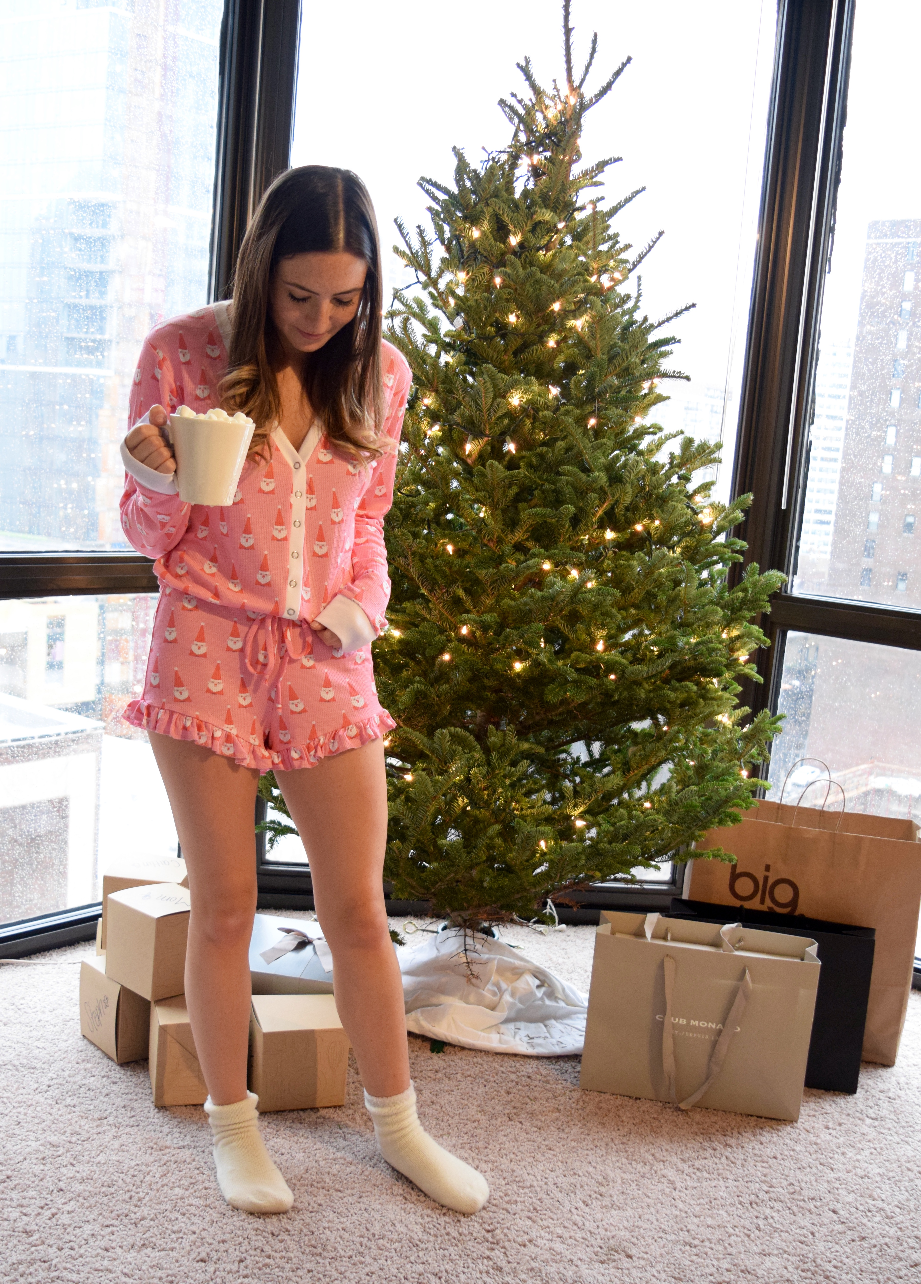 Wildfox Holiday Pajamas