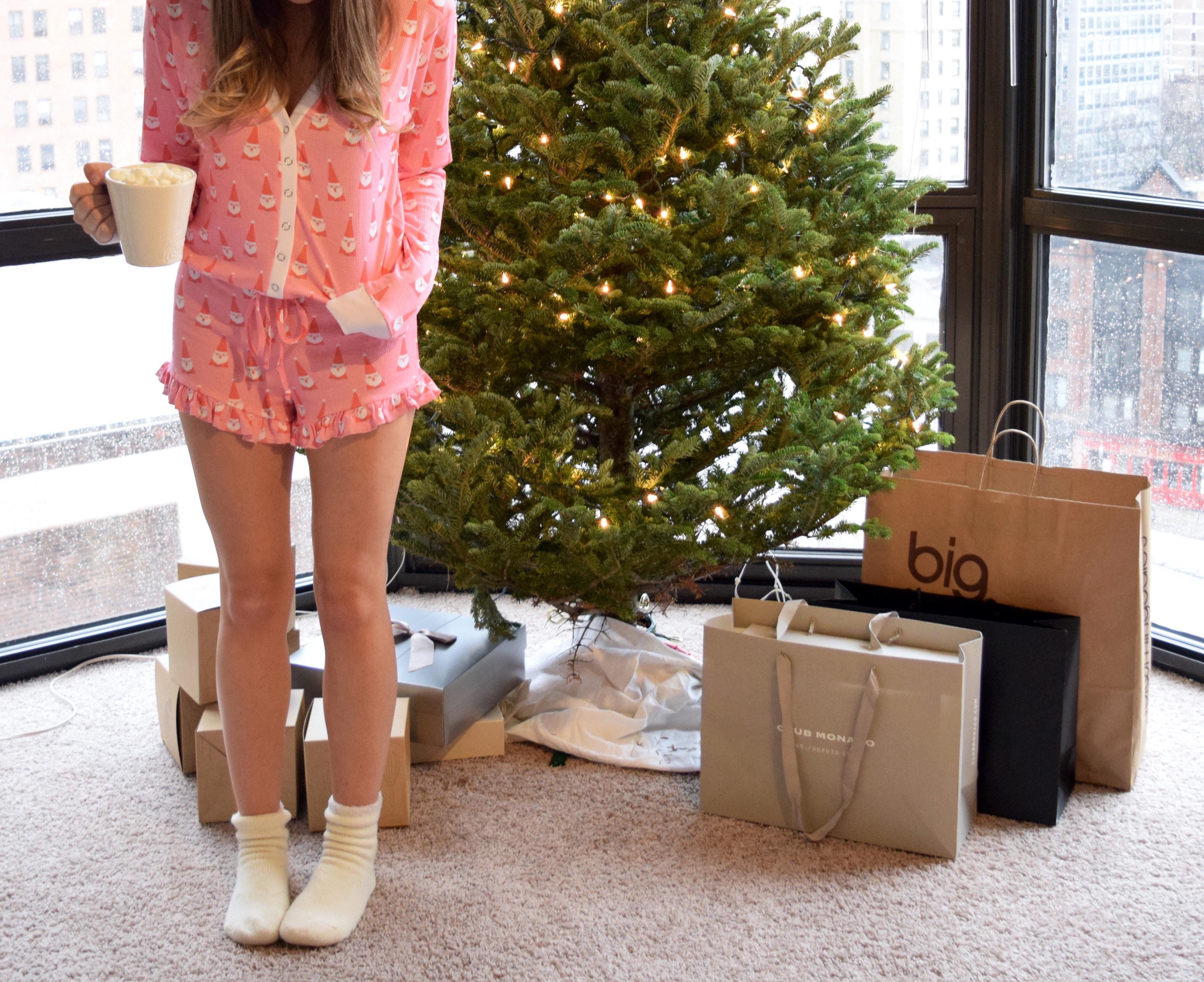Wildfox Holiday Pajamas