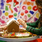 Public Lives: Dylan Lauren of Dylan's Candy Bar | Secret Recipes: Gingerbread House