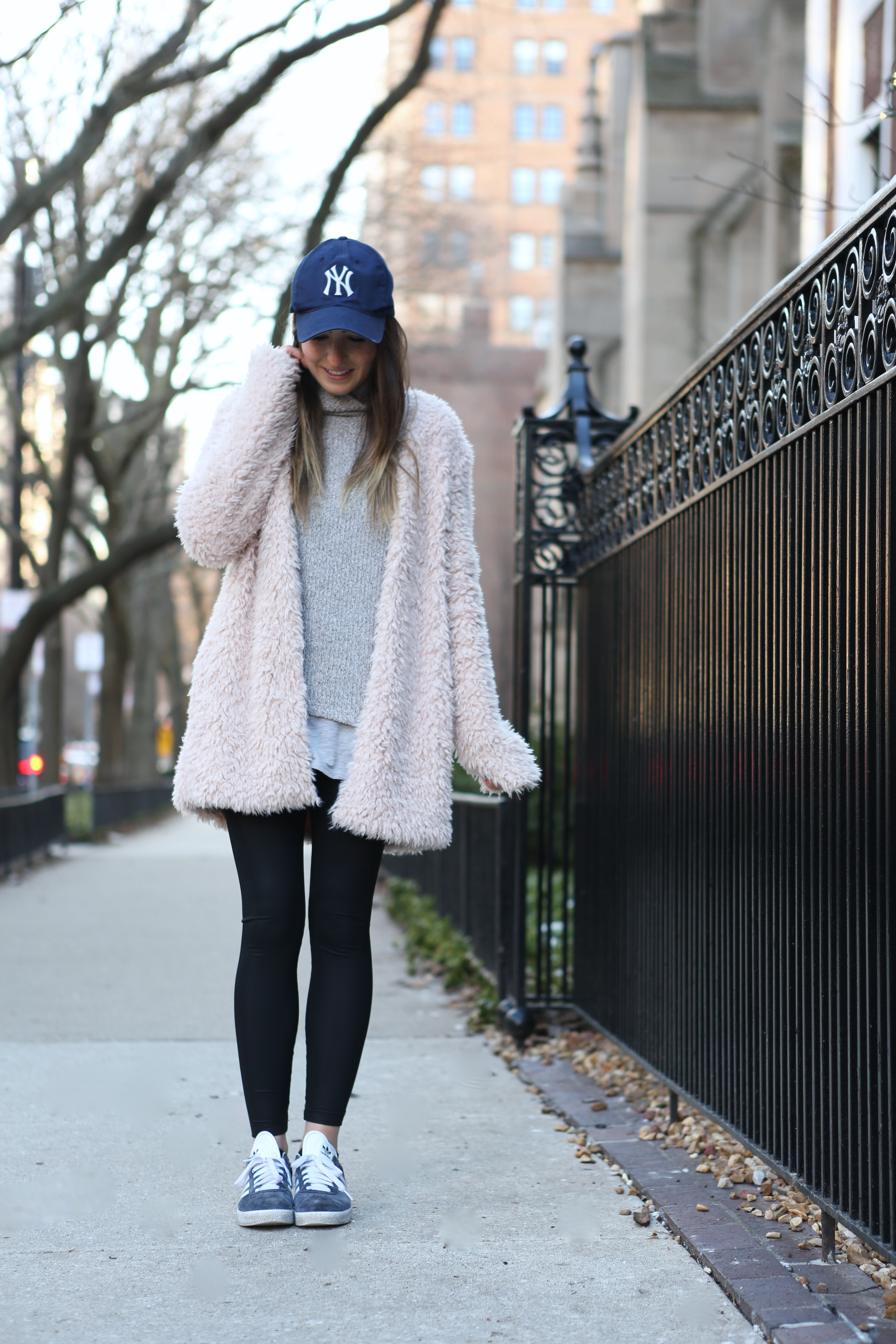 Pink & Navy Style Blog