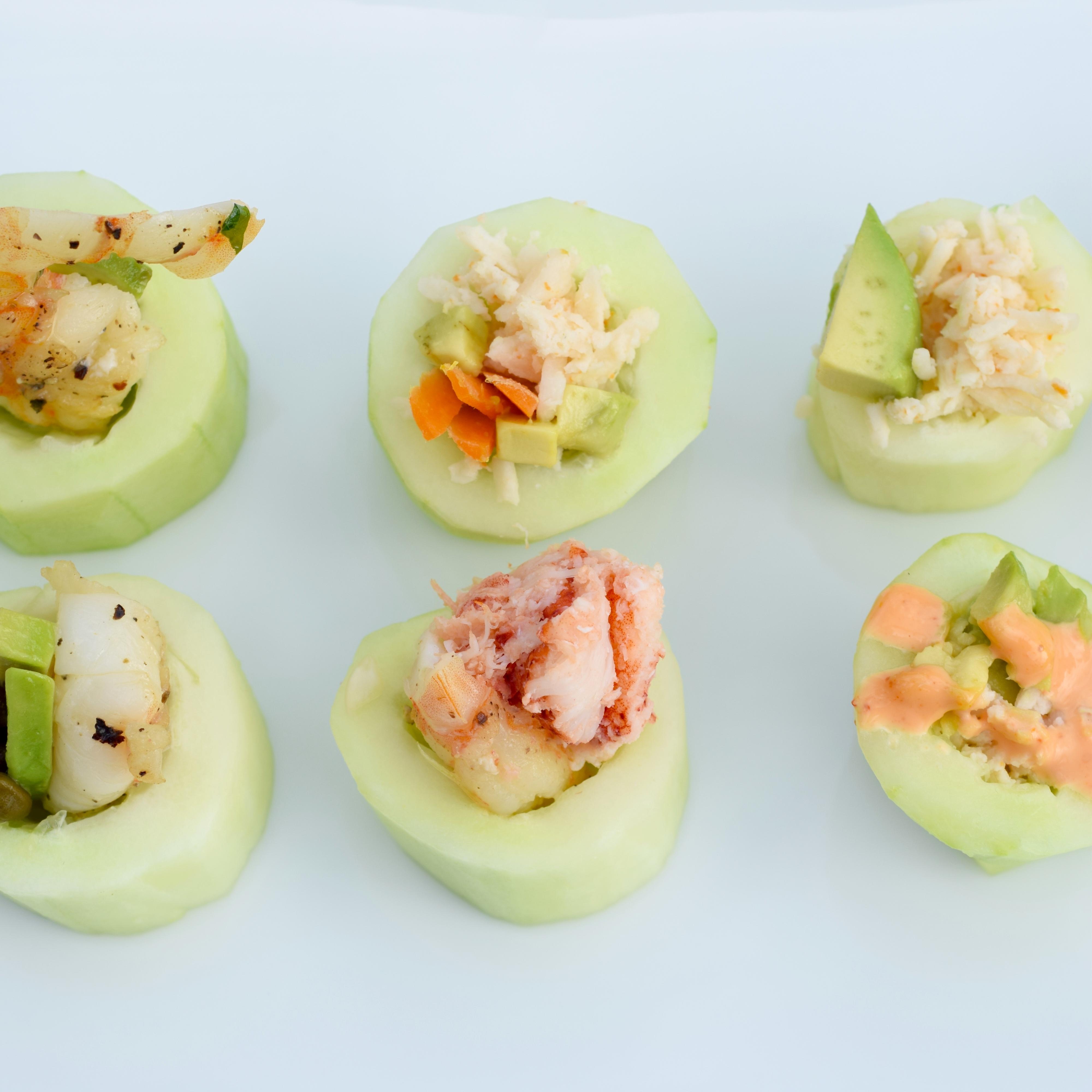 Cucumber Sushi Recipe