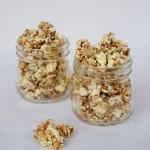 Cinnamon Roll Popcorn with SkinnyPop