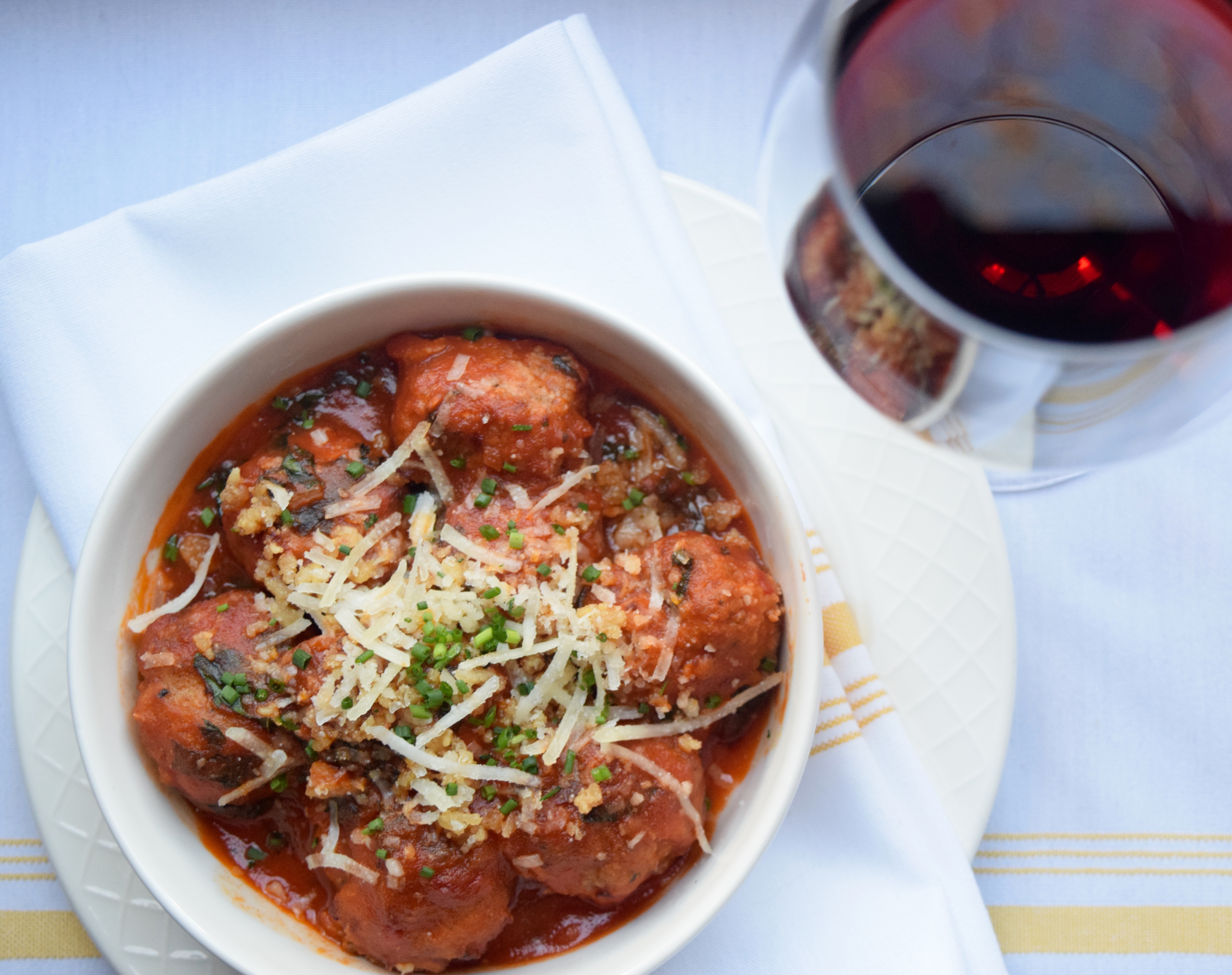 La Storia Chicago Meatballs