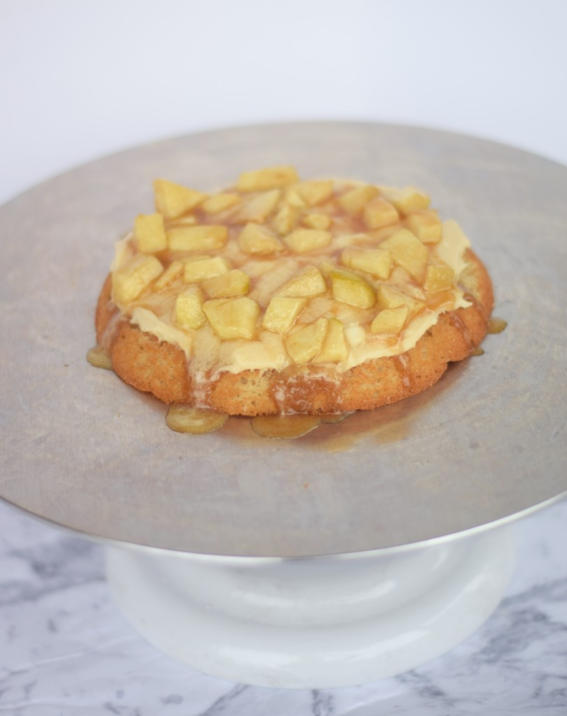 Apple Pie Layered Cake Recipe