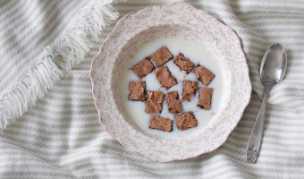 Mini Brownie Cereal Recipe