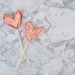 5 Minute 2 Step Valentine's Day Dessert