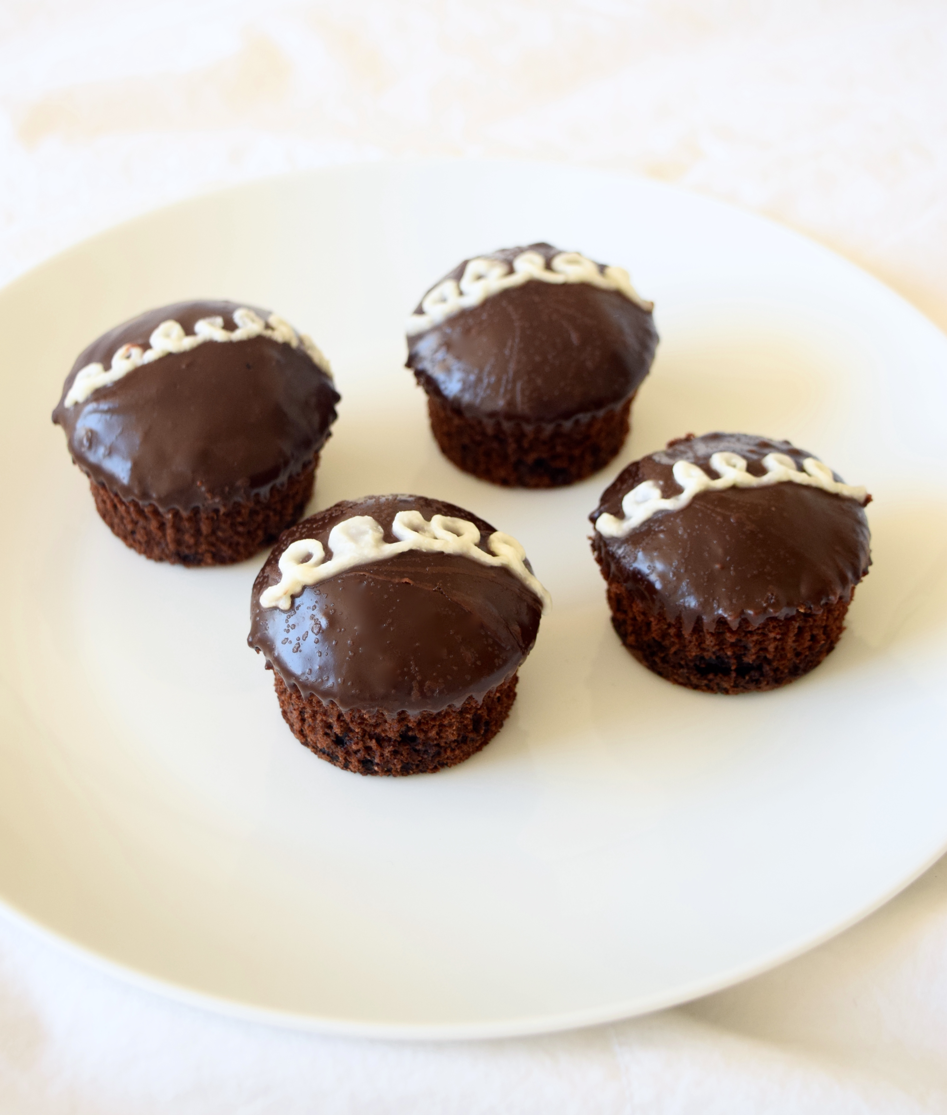 Filled Cupcakes Stuffed With Filled OREO Cupcakes Recipe