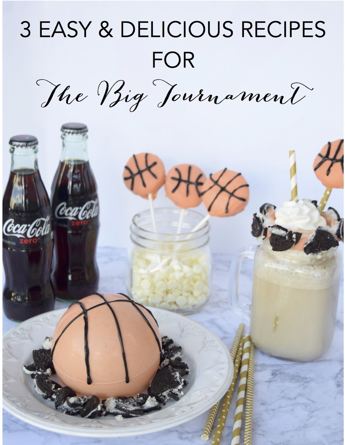 3 Easy & Delicious Recipes For The Big Tournament