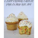 1 Step Easy Cream Cheese Frosting Recipe With Video