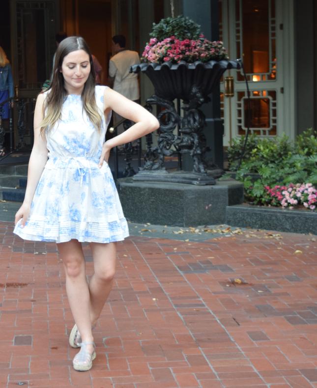 ShopBop Summer Dress