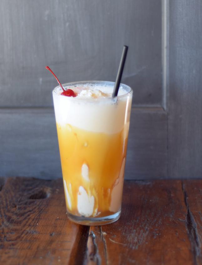 Banana Cream Milkshake Chicago