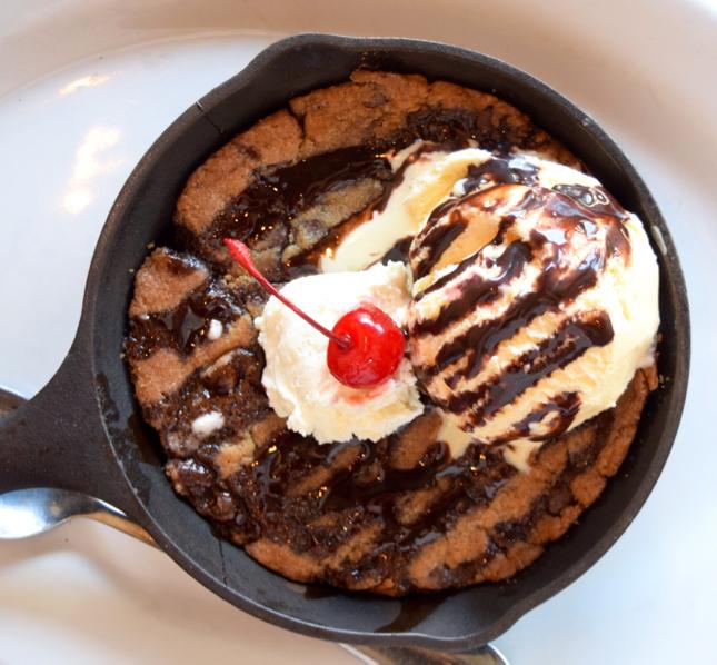 Best Cookie Skillet Chicago