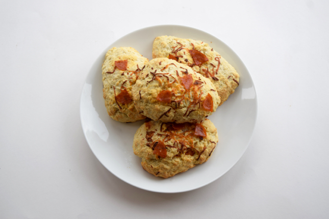 Pizza Scone Recipe