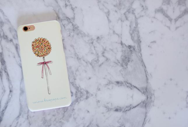 CaseApp Custom iPhone Case