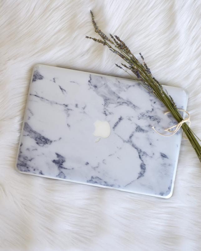 CaseApp Marble Laptop Skin