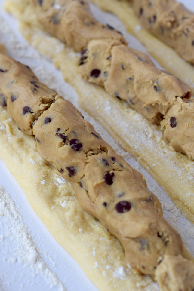 Best Chocolate Chip Cookie Dough Recipe