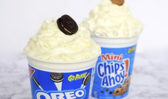 CHIPS AHOY And OREO Mud Pie Recipe