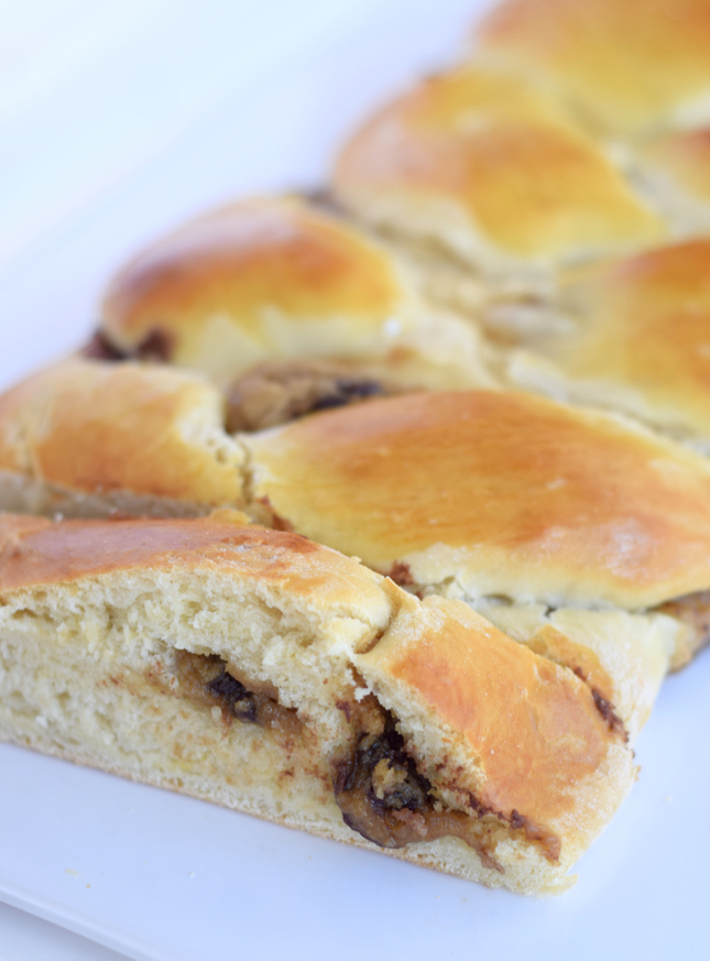Chocolate Chip Cookie Dough Challah Recipe