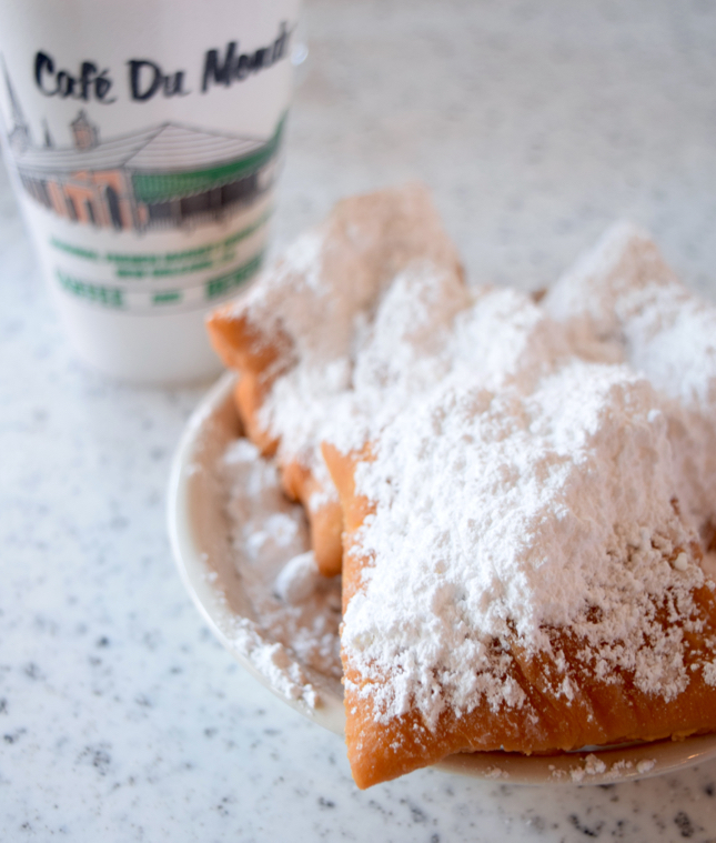 Cafe Du Monde Review
