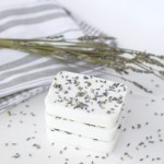 DIY Lavender Bar Soap