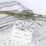 DIY Lavender Bar Soap