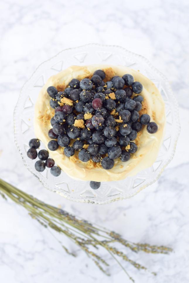 Rebecca Taylor's Pavlova Recipe