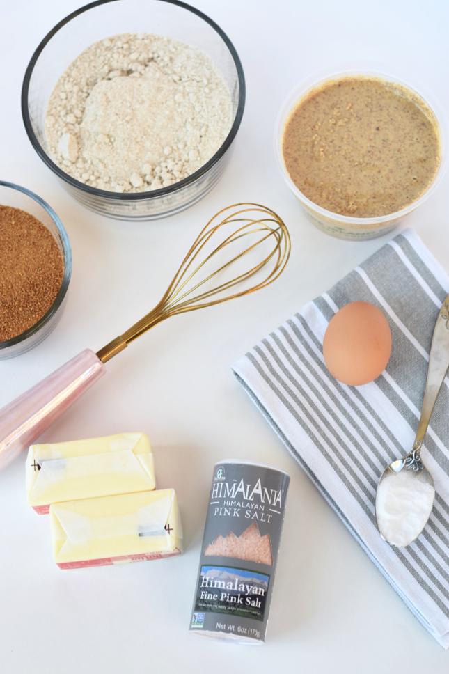 Kristin Cavallari Almond Butter Cookies Recipe