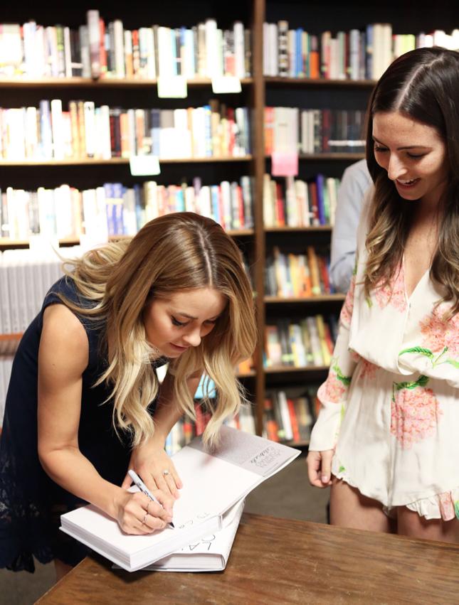 Lauren Conrad Celebrate Book