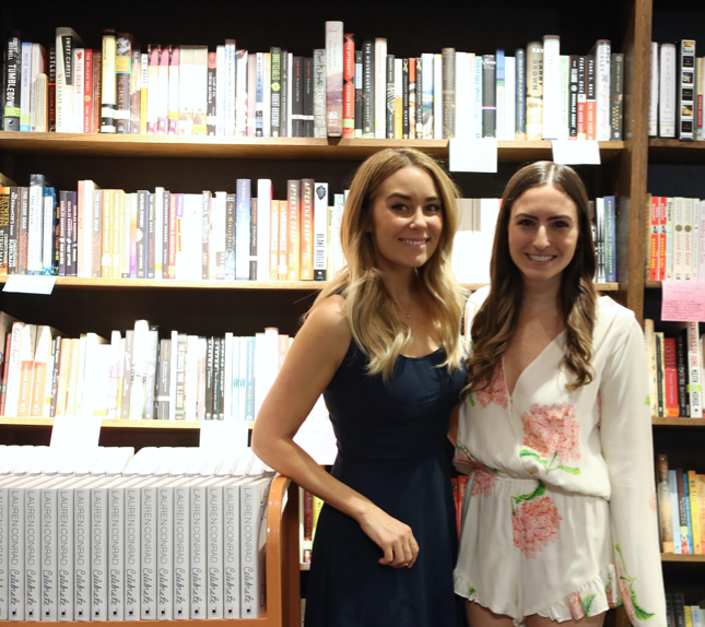 Lauren Conrad Celebrate Interview