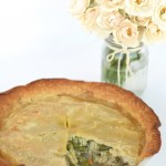 Public Lives: Lauren Conrad | Secret Recipes: Skinny Chicken Pot Pie