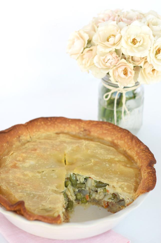 Lauren Conrad's Pie Recipe