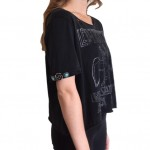 DIY Reworked Band Shirt Tutorial