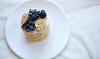 Breakfast In Bed Fig Pancakes
