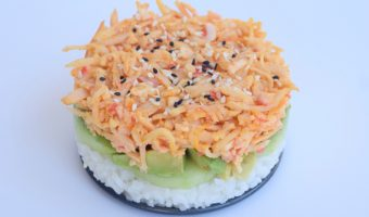 California Roll Sushi Poke Tutorial