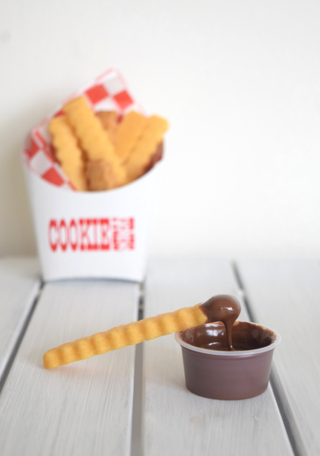 Cookie French Fries