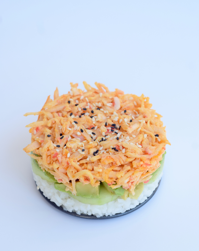 How To Make Sushi Poke