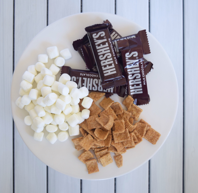 Mini S'mores Recipe