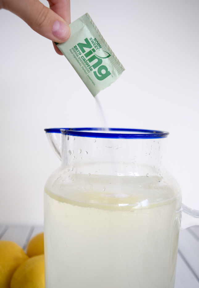 Stevia Lemonade Recipe