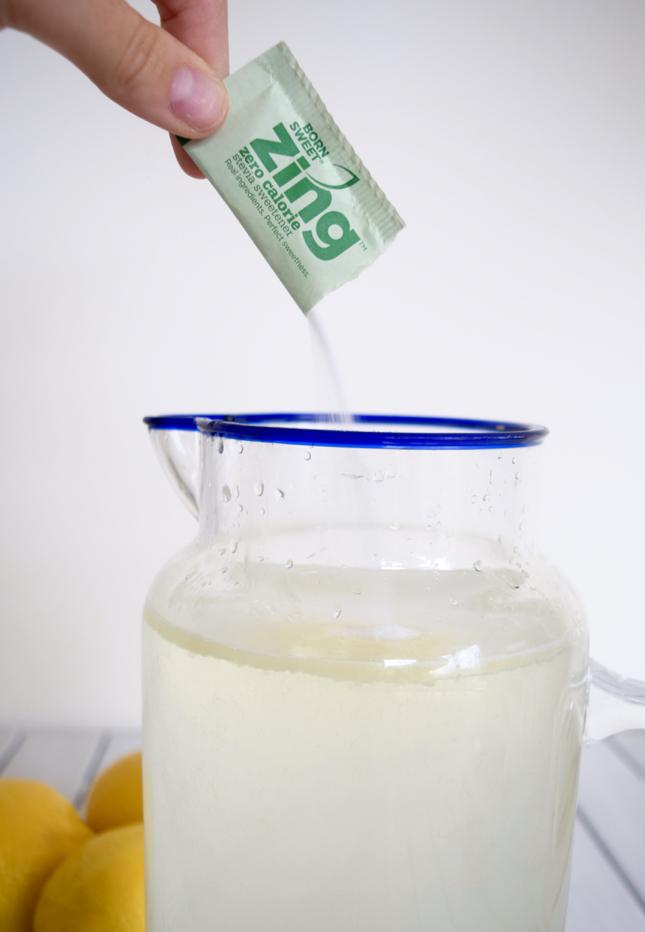 Stevia Lemonade Recipe
