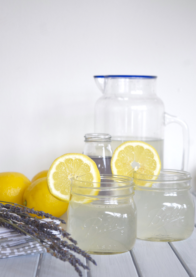 The Best Lavender Lemonade Recipe