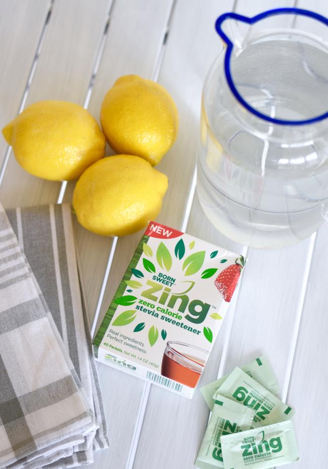 Zing Stevia Sweetener Recipe