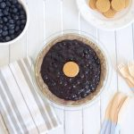 Blueberry Pie With OREO Blueberry Pie Crust