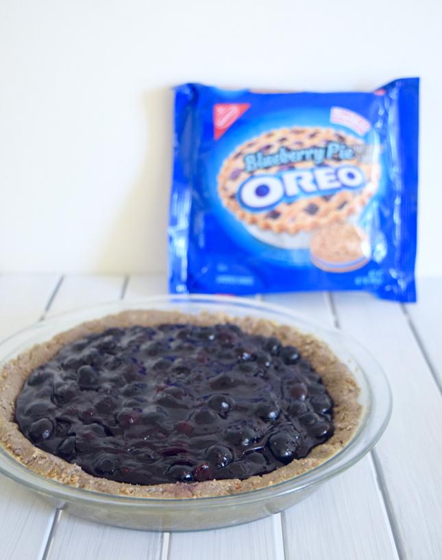 Blueberry Pie Oreos