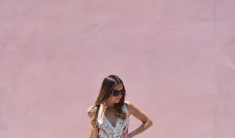 Pink Wall Fashion Blog
