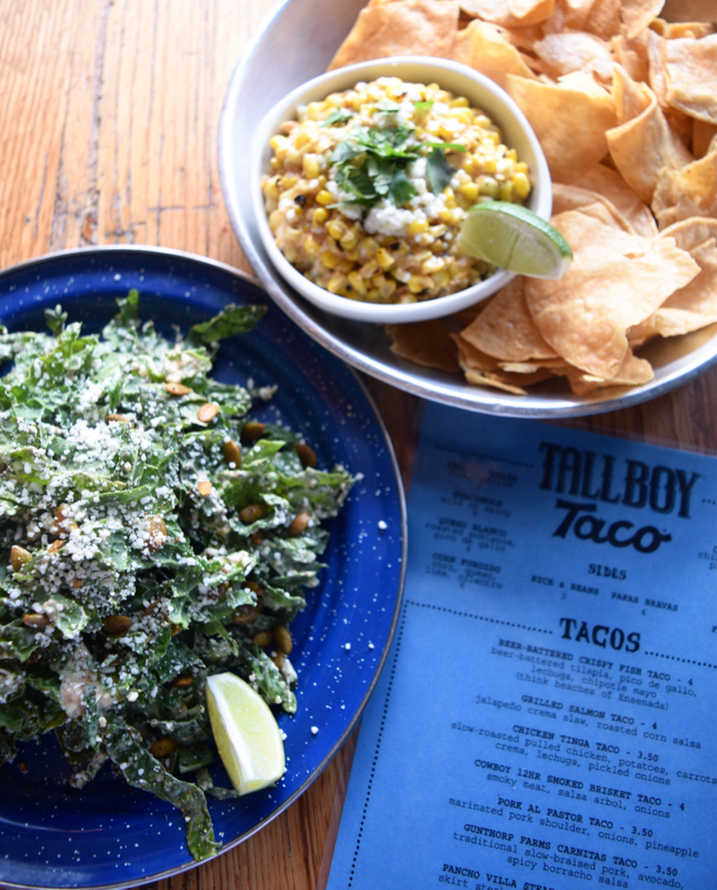 Tallboy Tacos Chicago