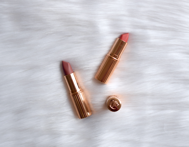 Charlotte Tilbury Hot Lips Collection Review