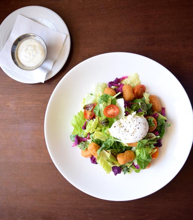 Cheese Curd Salad