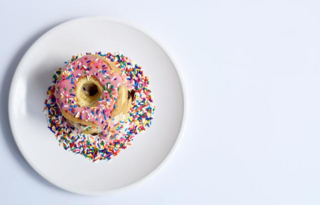 Donut Pancake